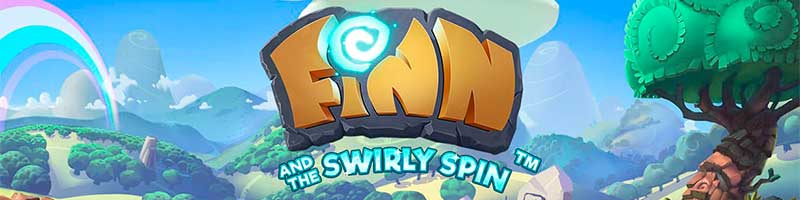 50 free spins on Finn and the Swirly Spin'PlayFrank Casino