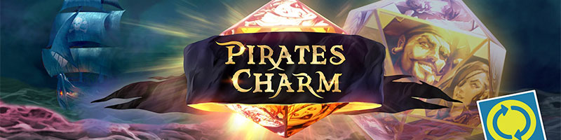 Thrills Pirate Charm - view