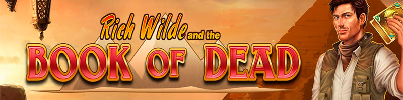 50 bonus spins on Book of Dead from PlayFrank - view