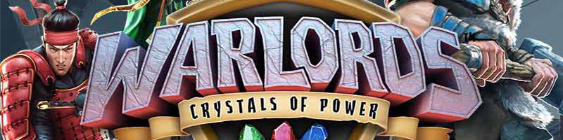 50 bonus spins on Warlords from PlayFrank - view