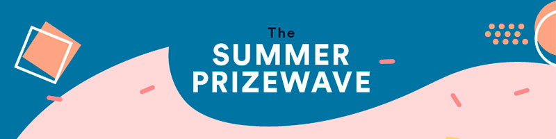 The Summer Prizewave in Casumo