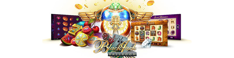 Get your 500EUR FREE BONUS at Blackjack Ballroom NOW - view