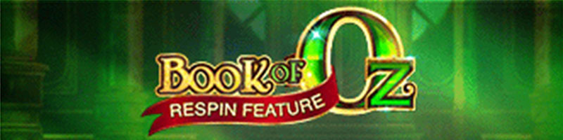 Double Points on Book of Oz - view