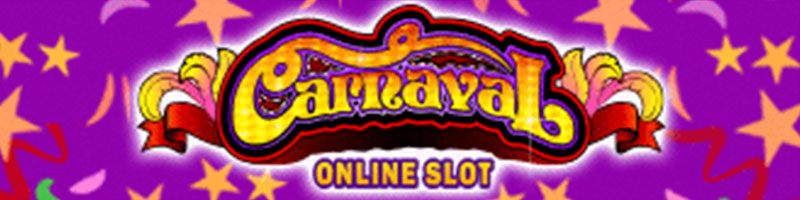 Play Carnaval this month and you will be credited with Double Points - view