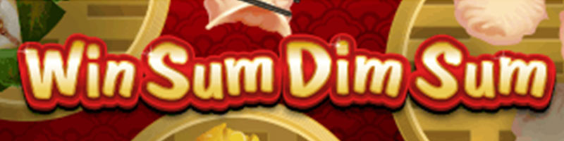Play Win Sum Dim Sum this week and the Top 5 wagerers each day will receive 100 USD into their Rewards Account