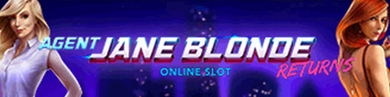 Play Agent Jane Blonde Returns and 10 lucky players will receive 100 USD