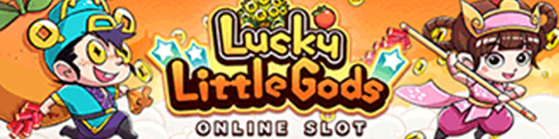 Play Lucky Little Gods this week and WIN 100 USD