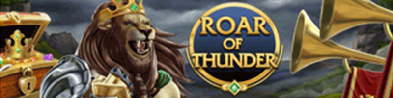 Play Roar of Thunder Slot and Win 100 USD - view