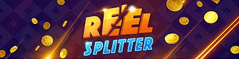 Play Reel Splitter Slot and Win 100 USD - view