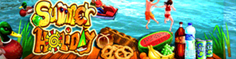 Play Summer Holiday Slot and WIN 100