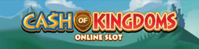 Play Cash of Kingdoms Slot and WIN 100 - view