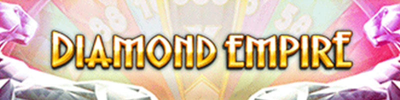 Play Diamond Empire this month and you will be credited with Double Points - view