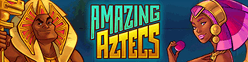 Play Amazing Aztecs WIN 100