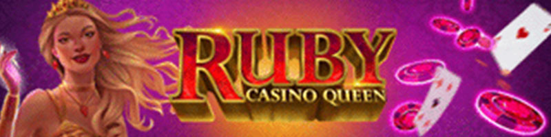 Monthly promo Double Points on Ruby Casino Queen - view