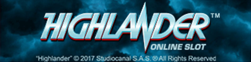 Play Highlander Online Slot WIN 100 - view