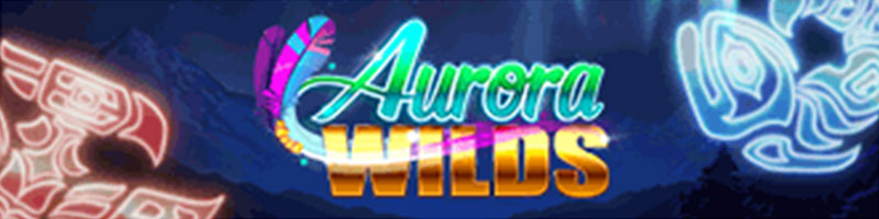 Play Aurora Wilds this weekend and 10 lucky players receive 100 EUR - view