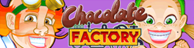 Play Chocolate Factory this weekend and 10 lucky players receive 100 EUR