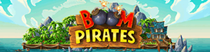 Play Boom Pirates WIN 100 USD - view