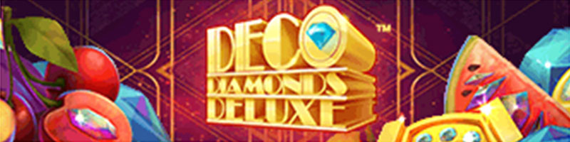 Play Deco Diamonds Deluxe WIN 100