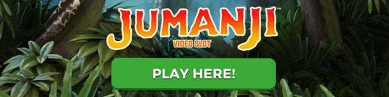 Jumanji 30 Free Spins for Thursday - view
