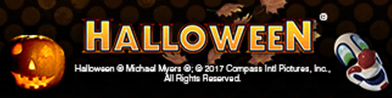 Play Halloween Online Slot and WIN 100 - view
