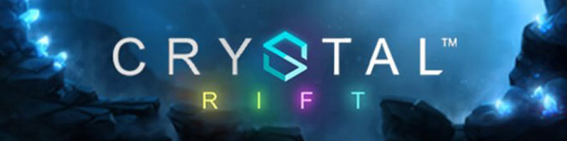 25 Free Spins on Crystal Rift this Wednesday