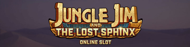 Play Jungle Jim and the Lost Sphinx and WIN 100 - view