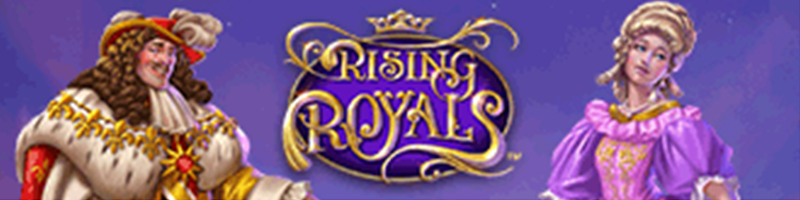 Play Rising Royals and WIN 100 - view
