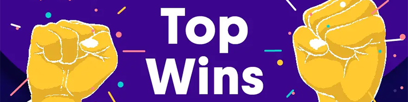 Top 10 of the biggest wins from October 2019