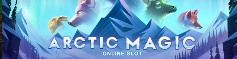 Play Arctic Magic Slot and WIN 100 - view