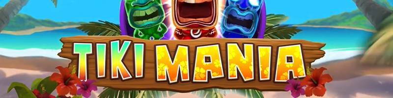 Play Tiki Mania Slot and WIN 100 - view