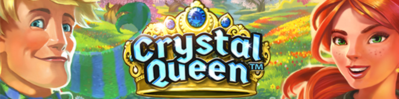 Weekend Super Spins on Crystal Queen
