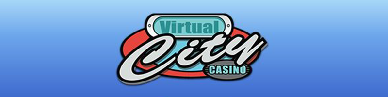 Over 500 EUR in welcome bonuses from Virtual City Online Casino - view