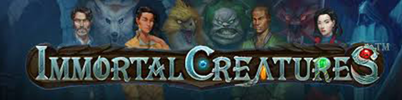 Play Immortal Creatures and WIN 100 - view