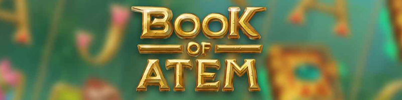 Monthly promo Double Points on Book of Atem - view