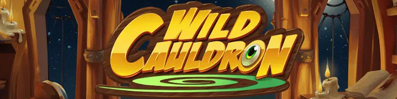 Play Wild Cauldron only at Casumo till 11th February 2020