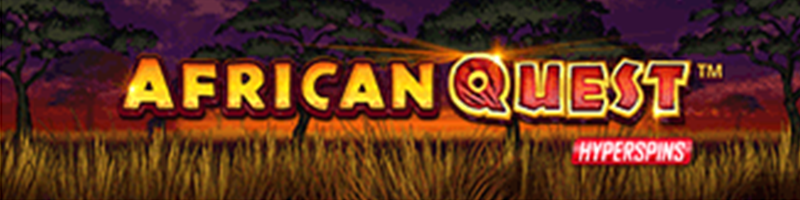 Play African Quest and 10 lucky players will be chosen each day to receive 100 USD