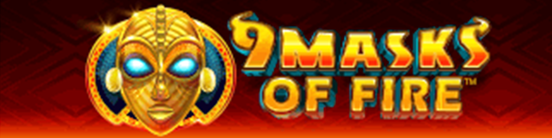 Monthly promo Double Points on 9 Masks of Fire Slot - view